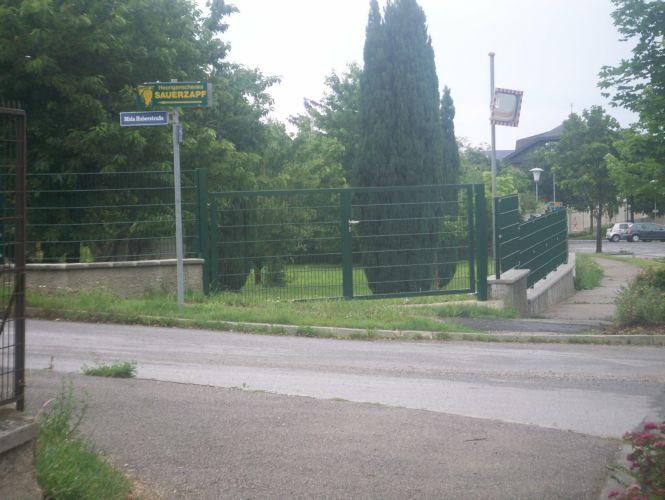 Schlosserei Strodl Stabilgitterzaun